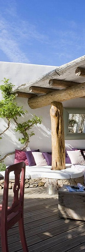 Rustic Spanish House 1