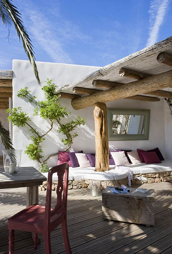 Rustic Spanish House 1 Rustic Looking Spectacular: Spanish House on Formentera Island