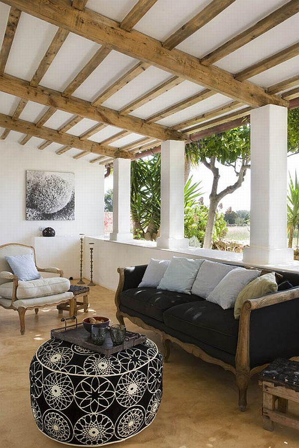 Rustic Spanish House 3