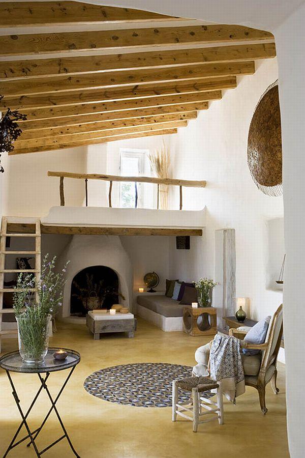 Rustic Spanish House 7