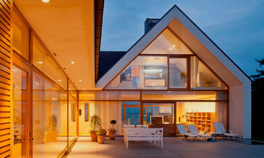 Sanctuary House in Denmark Will Make You Crave for It