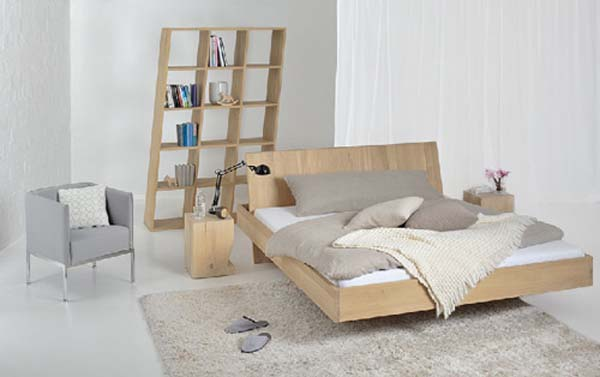Somnia Bed by Vitamin Design 2 Awesome Somnia Bed design featuring a green display