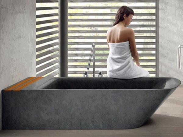 Stone Bathtub (3)