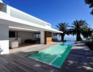 Stunning House Overlooking Camps' Bay Breathtaking Views