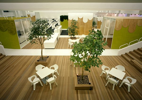 TBWA office 2 Best Office Designs From Around the World