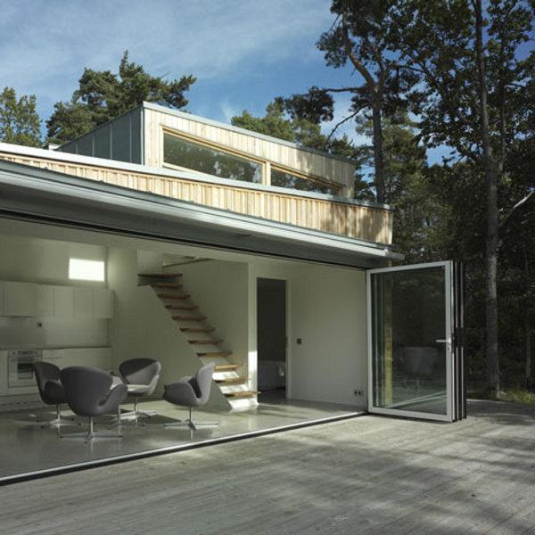 Wooden house by Schlyter