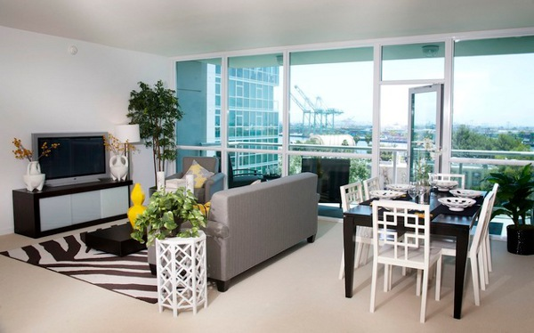 dwellatvue6 Dwell at Vue Offers a Modern, Yet Comfortable Dwelling Space on the Sea Side