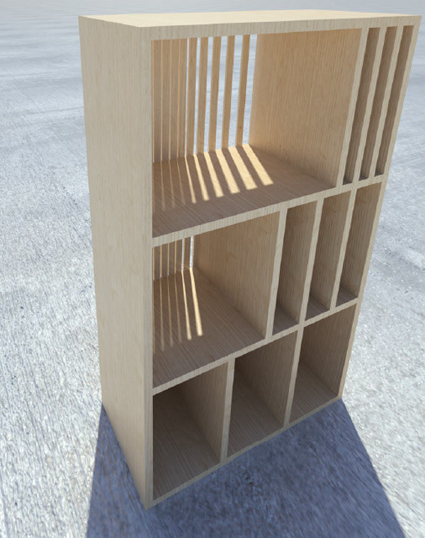 Barcode Cabinet 5
