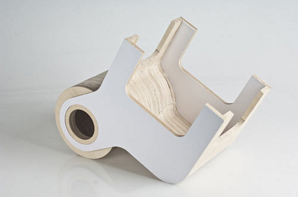 Bull by Ander Lizaso 4 Bull Chair for Your Imaginative Kid