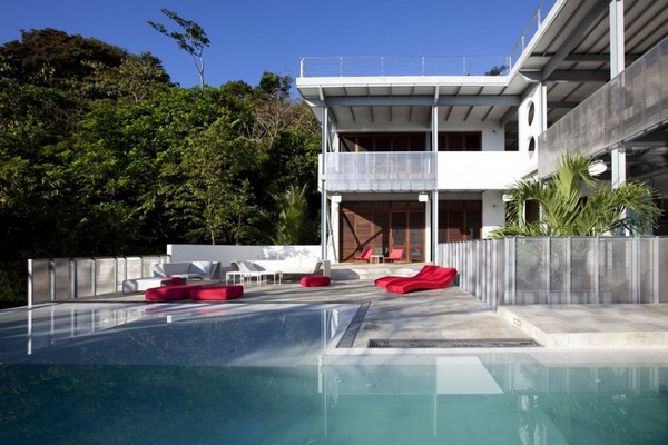 CASA TORCIDA 2 Expansive residence overlooking Costa Ricas Golfo Dulce