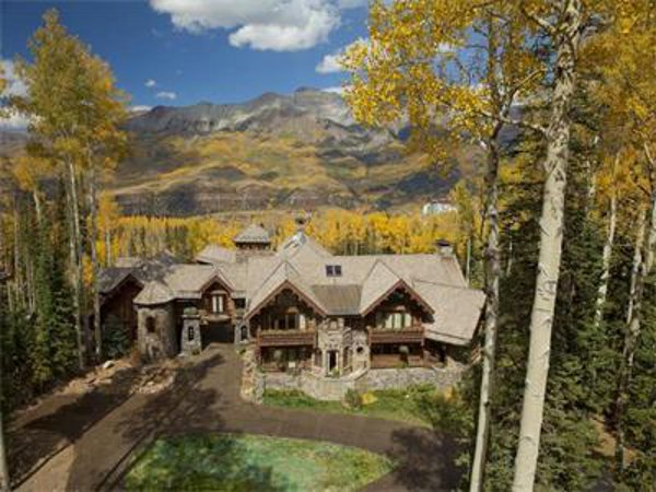 Castlewood Manor 2 Castlewood Manor in Telluride Brings to You a Historic Feeling