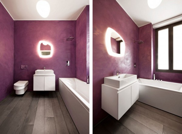 Celio 17 Celio Apartment in Rome Oozes Magical Design