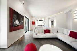Celio Apartment in Rome Oozes Magical Design