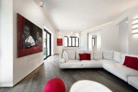 Celio Apartment in Rome Oozes Magical Design