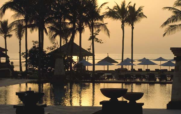 Conrad Bali 2 Luxurious resort in Indonesia: Conrad Bali