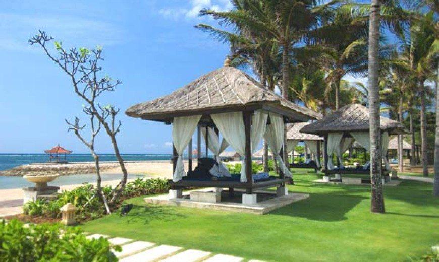 Luxurious resort in Indonesia: Conrad Bali
