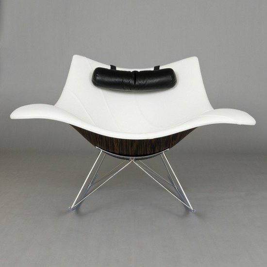 Contemporary Version of a Rocking Chair 1 Stingray Chair is Absolutely Fashionable and Appealing