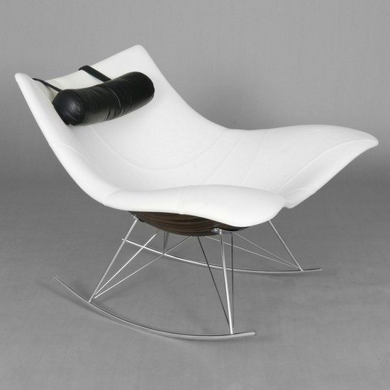 Contemporary Version of a Rocking Chair 2