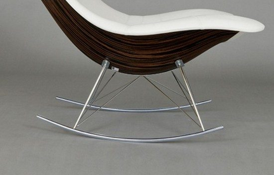 Contemporary Version of a Rocking Chair 5