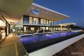 SAOTA-Built Home in Dakar Comes Immersed in Luxury