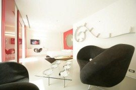 Design Boutique Hotel in Rimini is Chic