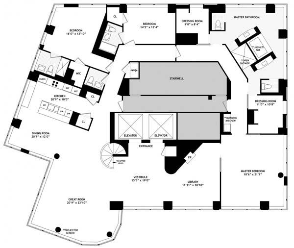 Duplex Penthouse (17)