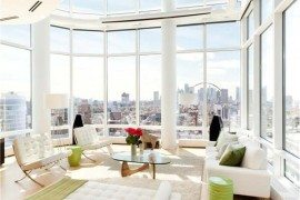Exceptional duplex penthouse apartment in the heart of Big Apple