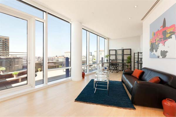 Exceptional Duplex Penthouse Apartment In The Heart Of Big
