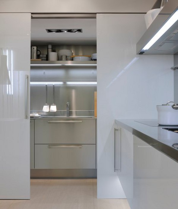 Kitchen Cabinets With Sliding Doors Saudireiki - Kitchen cabinets with sliding doors