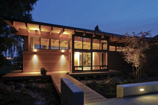Hotchkiss Residence 2 Compact and contemporary residence for a couple in their 70