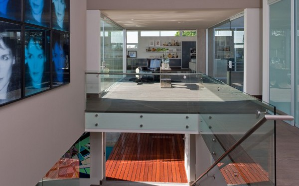 House With Spectacular Downtown City Views 21 Home with a View; McClean Design Home in LA is Simply Amazing