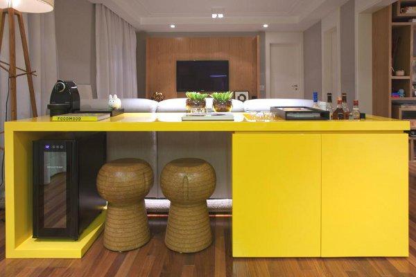 Kwartet Architects Create Contemporary Interiors for Barra Funda Apartment16