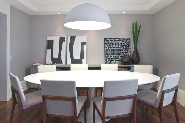 Kwartet Architects Create Contemporary Interiors for Barra Funda Apartment4