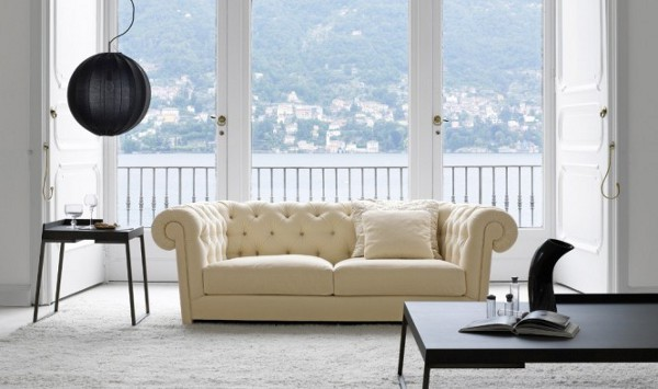 Luxury Living Rooms from Busnelli 15 Busnelli Couches Come in Modern Minimalist and Conventional Designs