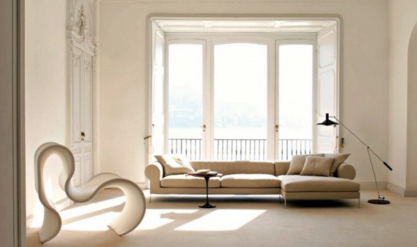 Luxury Living Rooms from Busnelli 16