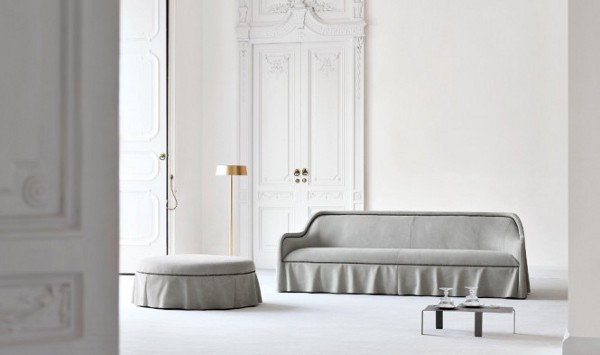 Luxury Living Rooms from Busnelli 8 Busnelli Couches Come in Modern Minimalist and Conventional Designs