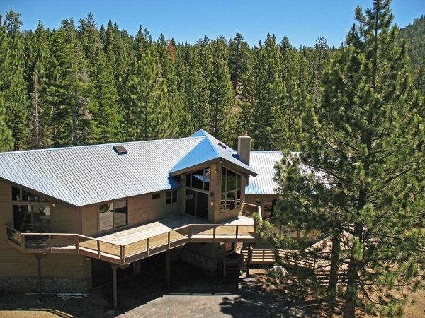 Luxury Mountain Home 1