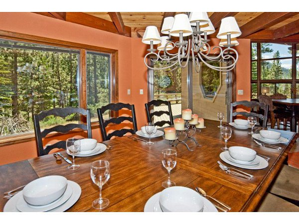 Luxury Mountain Home 9