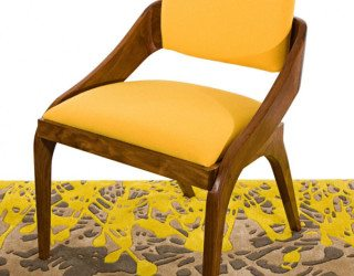 Fantastic chairs combining different styles from Meg O'Halloran