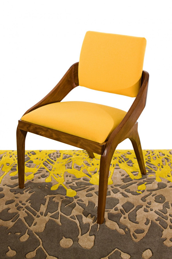 Meg O%E2%80%99Halloran furniture Fantastic chairs combining different styles from Meg O'Halloran
