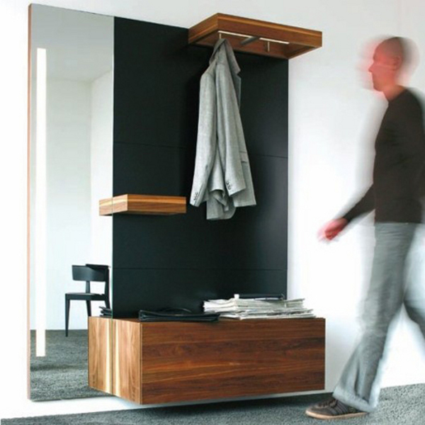 Modern Foyer Storage : Sudbrock furniture can charm you big time
