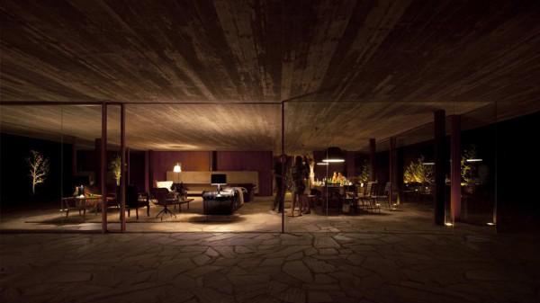 Punta House by Marcio Kogan 23 Punta House in Uruguay Sports a Rustic Feel