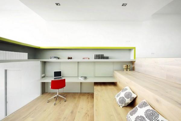Spacious Step House Design in Narrow Plot Land 6