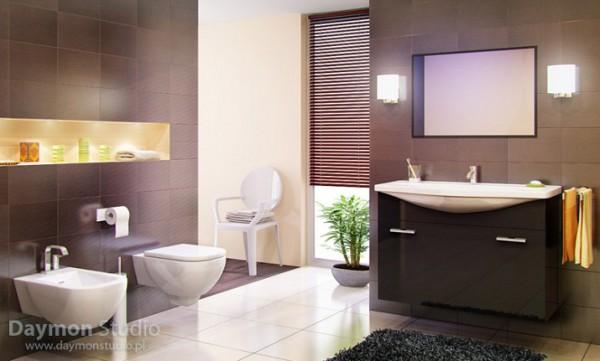 Unique Bathroom Designs by Daymon Studio and Semsa Bilge 10