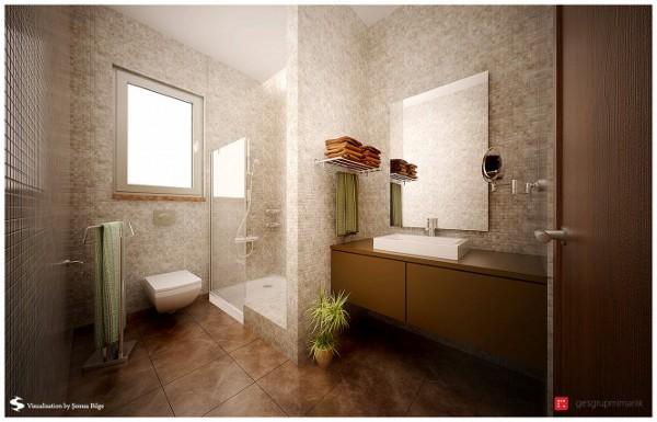 Unique Bathroom Designs by Daymon Studio and Semsa Bilge 3