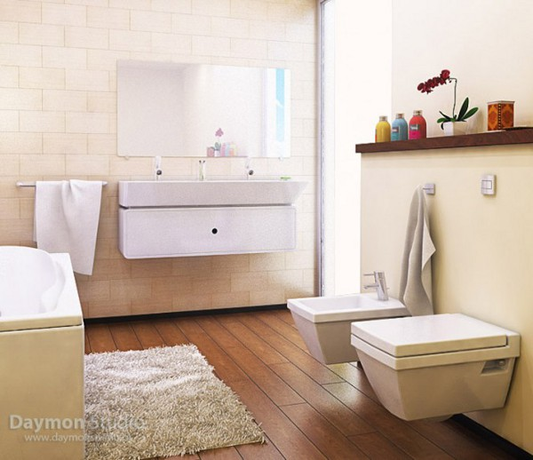 Unique Bathroom Designs by Daymon Studio and Semsa Bilge 6