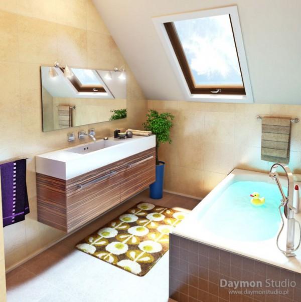 Unique Bathroom Designs by Daymon Studio and Semsa Bilge 7