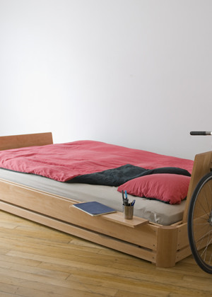 100° bed