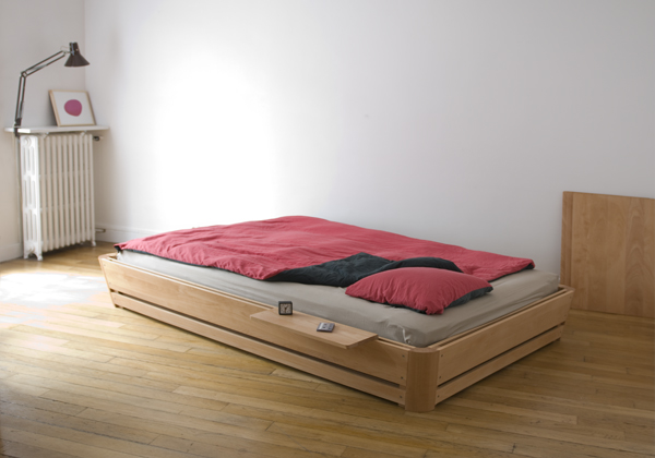 The 100 bed modern comfortable interactive and minimalist - Comfortable beds for small spaces minimalist ...