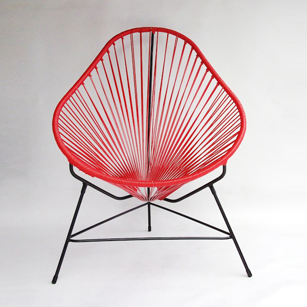 Acapulco Chair 2 Alluring summer reminiscent Acapulco Chair by Ocho